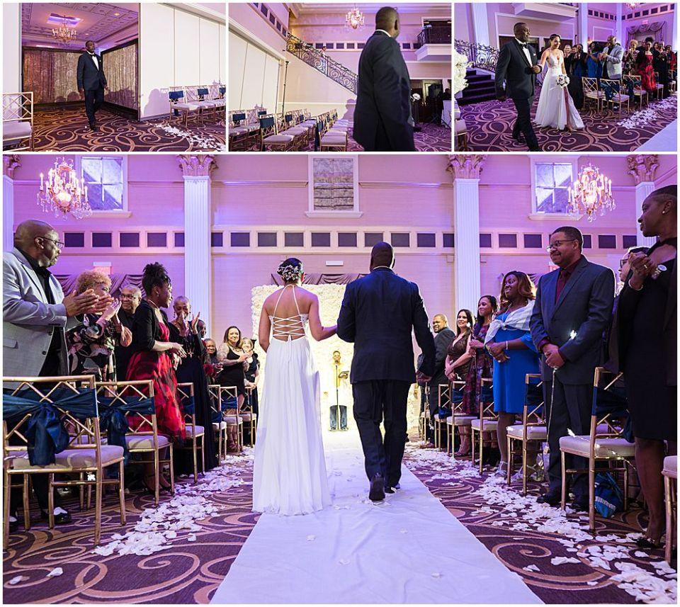 Alysia & Yanick mamorable wedding photos