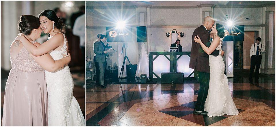 Parent Dances at this Marina Del Rey wedding venue
