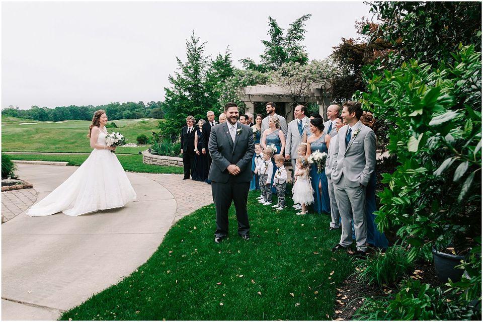 First look at the Scotland Run Golf Club wedding venue