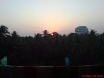 Sunrise @ ~ 06:45