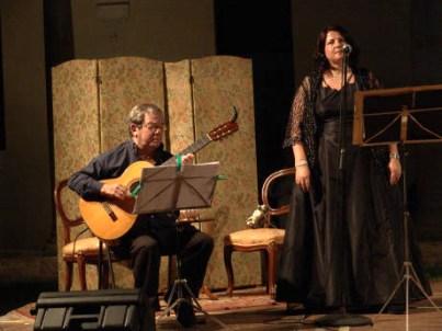 soprano e scenografia 1