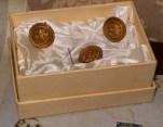 Bottoni da uomo oro 1800