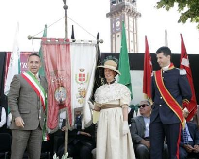 """palio di mede 2011 - """"La Camelia Collezioni"""""""