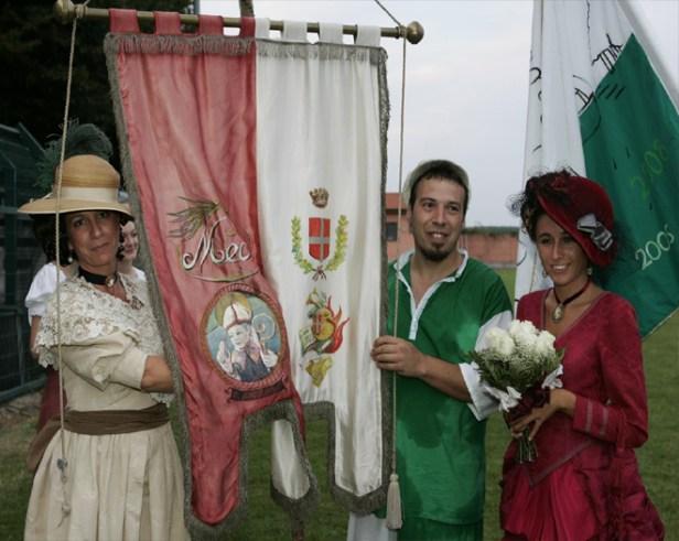 """palio di mede 2011- """"La Camelia Collezioni"""""""