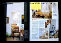 rivista casa idea - 4 - la camelia collezioni