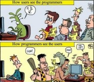how users see programmers?