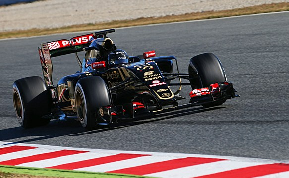 Motor Racing – Formula One Testing – Test Two – Day 4 –  Barcelona, Spain