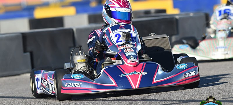 Zoey Edenholm will join Team Koene USA in 2016 (Photo Todd McCall – www.OTP.ca)