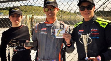 Formula car challenge 2016 season opener winners