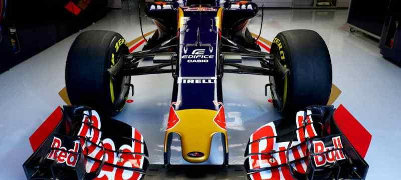 Scuderia Toro Rosso STR11 up close