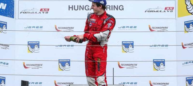 Panis secures another podium in Hungaroring