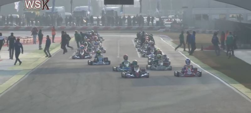 WSK CHAMPIONS CUP 2017 OK FINAL
