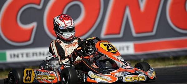 CRG, FIRST VICTORIES FOR JORRIT PEX AND HAUGER