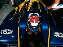 Latifi claims day two honours in Bahrain