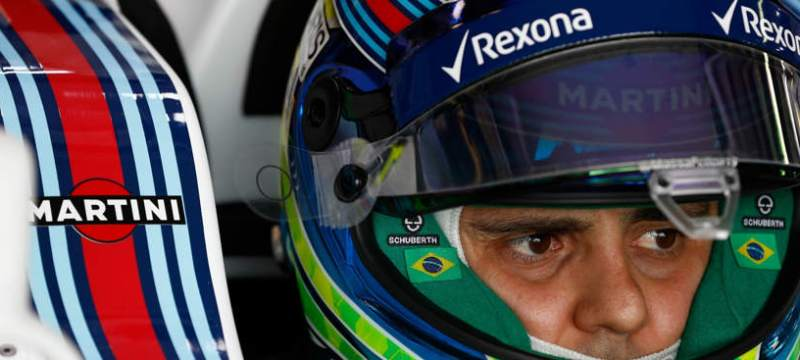 Massa up in the top as Stroll qualifies near the bottom