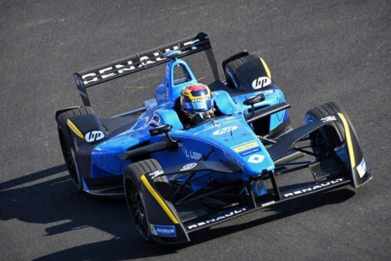 RENAULT E.DAMS SECURE POINTS AMONGST MEXICAN MADNESS