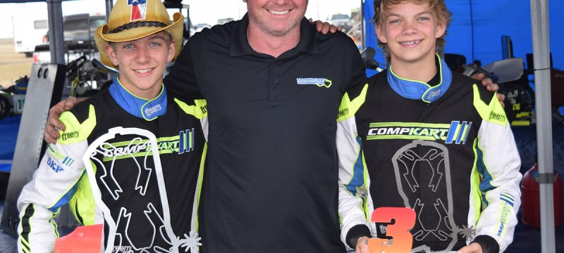 Tim Lobaugh and his drivers celebrate more success (Photo Carolyn Wiley)