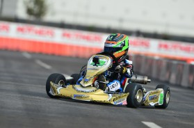 Chase Gardner will join Colin Neal and Alex Salsbury for VemmeKart USA at the WKA Manufacturers Cup event in Daytona