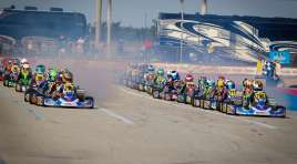 ARIAS DEUKMEDJIAN WINS FOR SPEED CONCEPTS RACING AT SKUSA WINTER SERIES