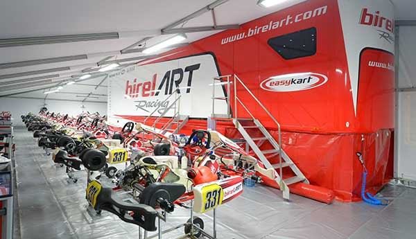 Birel ART Ready To Attack 2018
