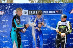 Breakout Wins And Internationals Impress At Rotax Pro Tour