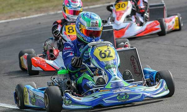 Bray Dominates Opening Round of NZ ProKart Series