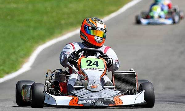 Tweaked Kiwi Prokart Series Kicks Off This Weekend