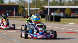 WINNING WEEKEND FOR BENIK KART AT OPENING ROUND OF 2018 SUPERKARTS! USA PRO TOUR
