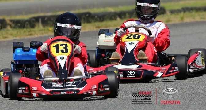 good KNW-kartstart-1-karting