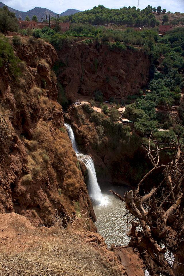Wodospad Ozoud