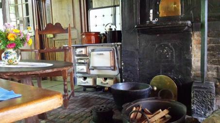 Muehlenhof Muenster detalle cocina