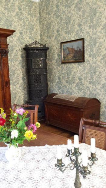 Muehlenhof Muenster detalle habitacion