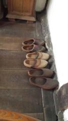 Muehlenhof Muenster detalle vivienda zapatos