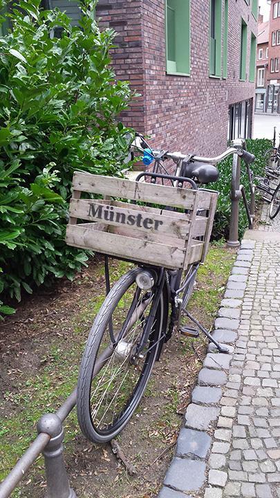 dónde comprar una bicicleta en münster