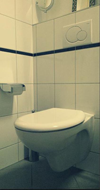 los baños en Alemania