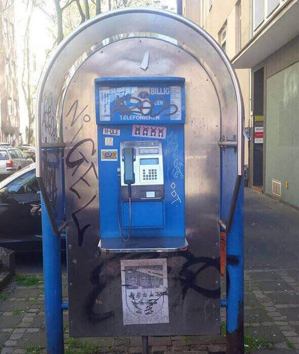 Visto en Köln