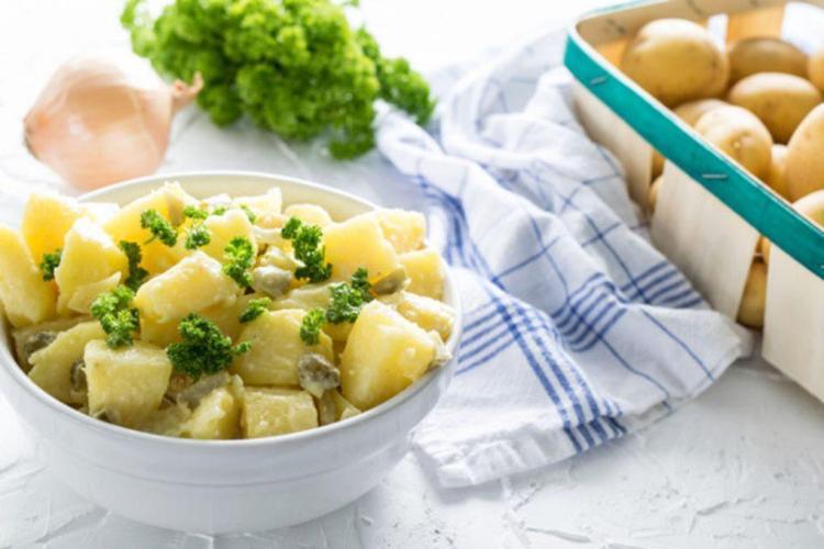 receta Kartoffelsalat