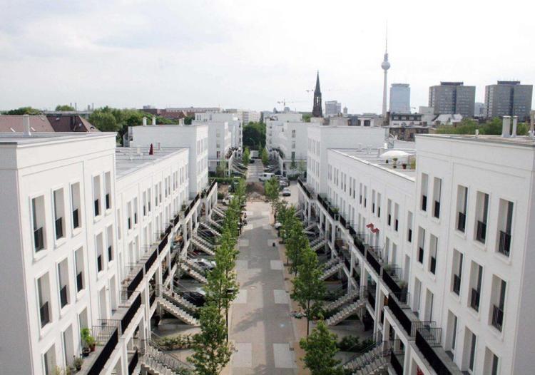 Tipos de casas en Alemania