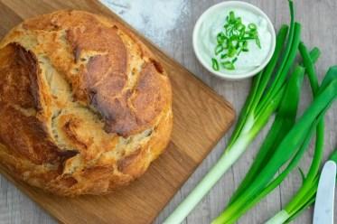 Kartoffel-Dinkel-Brot