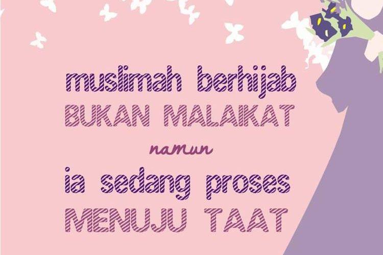 Kata-kata Muslimah tentang Menuju Taat