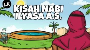 Kisah Nabi Ilyasa'