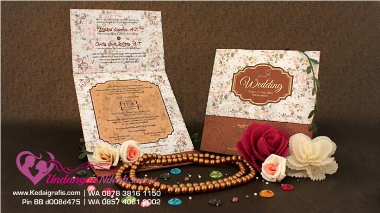 Undangan Pernikahan Murah Bandung 2019 Kartu Undangan Pernikahan