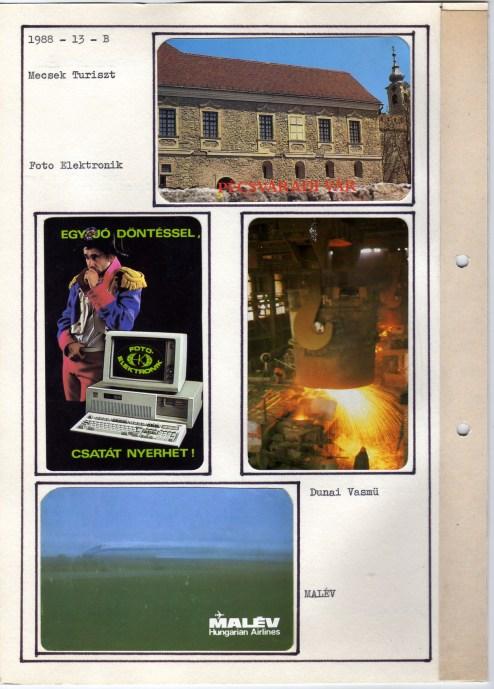 1988-as kártyanaptár-album - 026