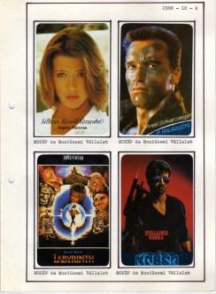 1988-as kártyanaptár-album - 035