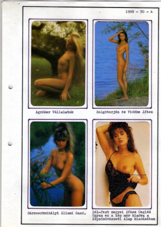 1988-as kártyanaptár-album - 059