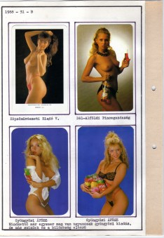 1988-as kártyanaptár-album - 062