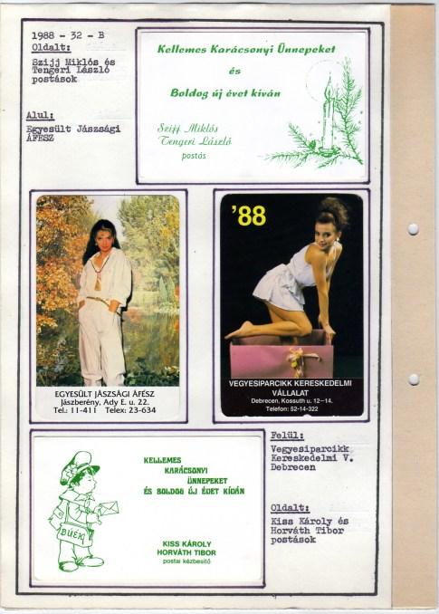 1988-as kártyanaptár-album - 064