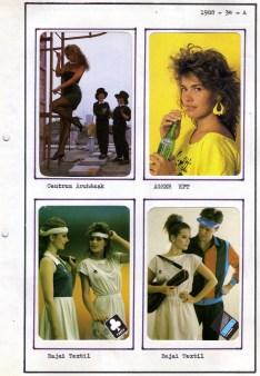 1988-as kártyanaptár-album - 067