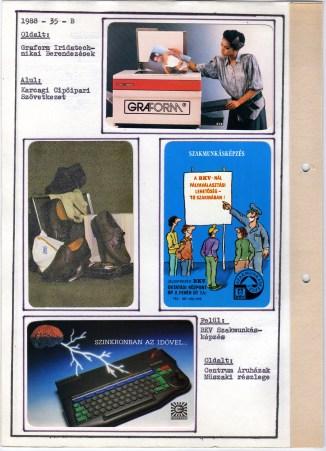 1988-as kártyanaptár-album - 070