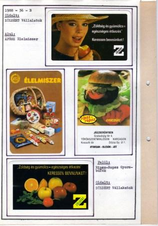 1988-as kártyanaptár-album - 072